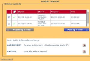 zakup biletu autokarowego euroticket 3