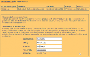 zakup biletu autokarowego euroticket 7