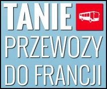 Międzynarodowe przewozy autokarowe francja, busy Nicea