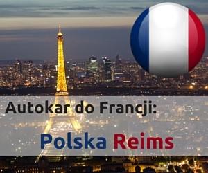 autobusy polska reims